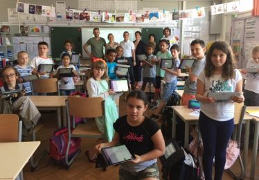 La numérisation des écoles pertuisiennes prend de l'ampleur