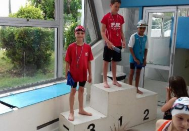Sessions de tests pour enfants club Pertuis Natation