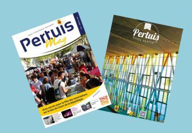 Distribution Pertuis Mag 40 et Guide Pertuis pratique